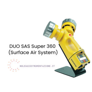 DUO SAS Super 360 (Surface Air System)